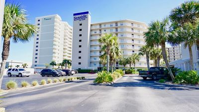 Photo for DIRECT GULF FRONT UNIT, CHARMING FIRST FLOOR LOCATION, TONS OF FAMILY AMENITIES,