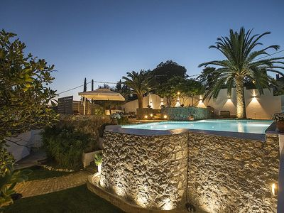 Photo for Lovely Mansion With Private Pool,lush Gardens And Nice View