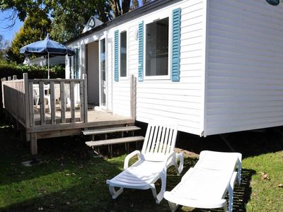 Photo for Campsite Le Raguenès Plage **** - Mobile Home O'hara XL 4 Rooms 6 People