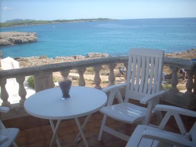 Photo for 2BR Apartment Vacation Rental in S Illot Cala Morlanda