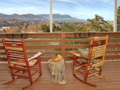 Photo for Coachman's View - IN Pigeon Forge, Hot Tub, Great View