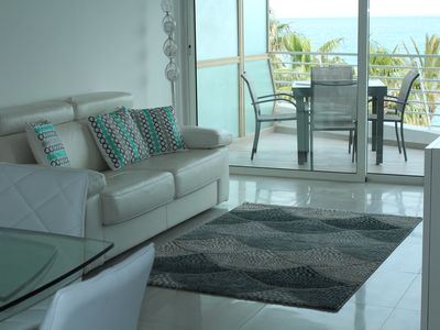 Photo for Superb Sea Front Apartment Sea View