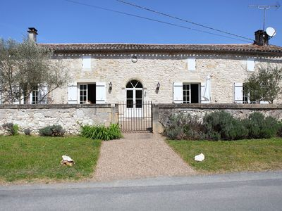 Photo for HOUSE OJ: Character house with heated pool Edge of Dordogne