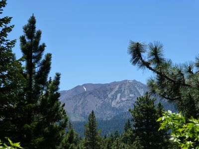 Photo for Comfortable One Bedroom Condo w/Awesome View at Mammoth L