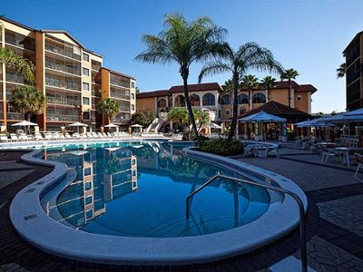 Photo for 7 Swimming Pools 15 minutes to Epcot, Disney . . .