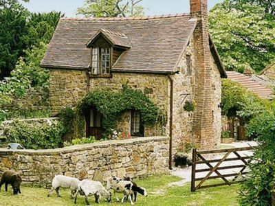 Photo for 1BR Cottage Vacation Rental in Llangollen, North Wales Borders