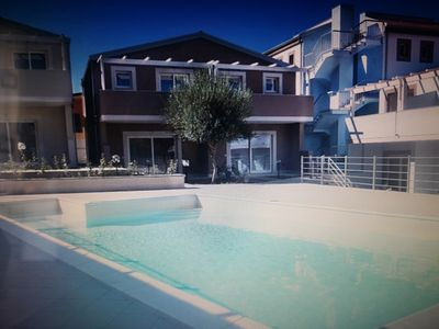Photo for milena apartment with swimming pool