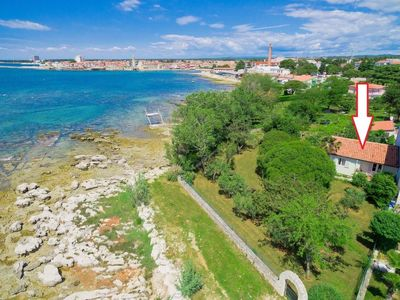 Photo for 2 bedroom Villa, sleeps 6 in Umag with Air Con and WiFi