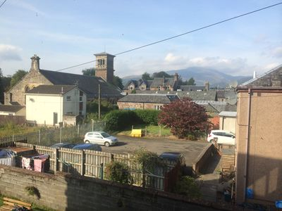 Photo for BEN LEDI VIEW. CHARMING APARTMENT SET IN CENTRE OF CALLANDER IN NATIONAL PARK