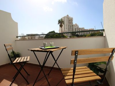 Photo for Apartment with pool - Albufeira