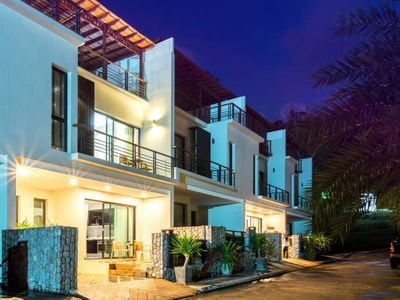 Photo for Kamala Nature, luxury two bedroom villa with private pool, Phuket Island