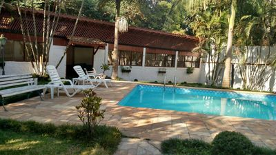 Photo for Chácara do bosque - guesthouse for groups and families
