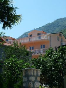 Frontline Apartment with Fantastic Views and Parking on Kotor Bay