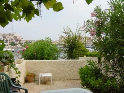 Photo for 1BR Apartment Vacation Rental in Le Barcarès