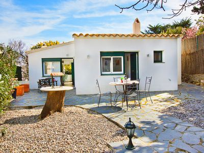 Photo for Vacation home MIMOSA  in cadaques, Costa Brava - 6 persons, 2 bedrooms