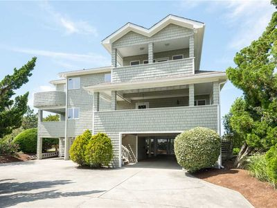 Photo for #CL741: OCEANSIDE Home in Corolla w/Hot Tub and Indoor Com.Pool