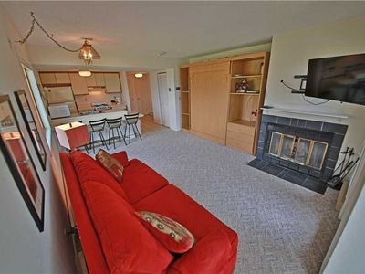 Photo for Comfortable ski condo in Granby Ranch with stunning views from private porch