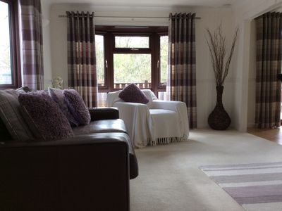 Photo for HOLLYTREE LODGE NR. WINDERMERE, WITH STUNNING VIEWS, SLEEPS 5