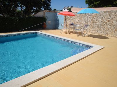 Photo for ++ different beaches - quiet and central - near old town - pool - barbecue ++