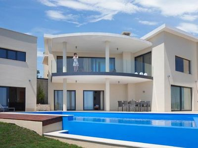Photo for House Labin for 1 - 10 people with 5 bedrooms - House