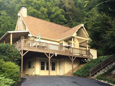 Photo for Beautiful Home in Maggie Valley, NC