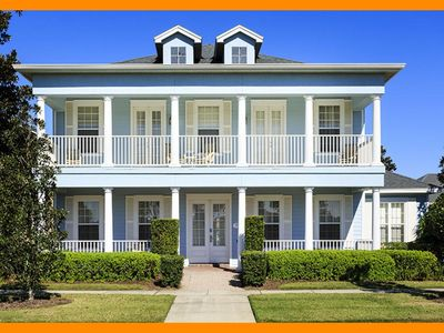Photo for Reunion Resort 3 - Exclusive villa with private pool & game room near Disney