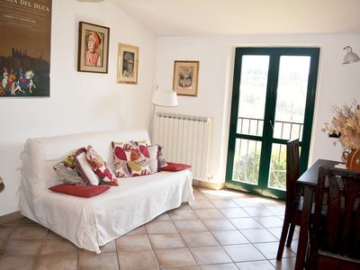 Photo for OCA delicious apartment with swimming pool in the countryside