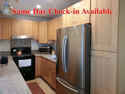 Relax 3 blocks from the beach! Same day check in avail!