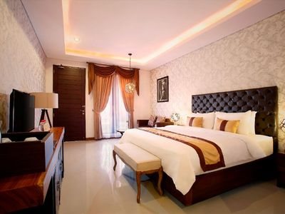 Photo for The Visala Boutique Suites Seminyak - Deluxe Tirtha Suites #07