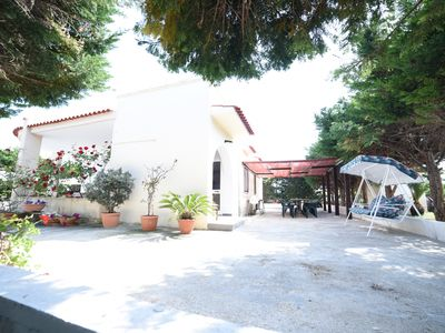 Photo for villa surrounded by greenery along the coast (ostuni)