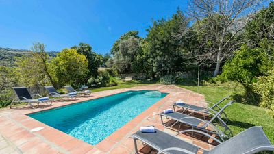 Photo for Charming 6-people holiday villa in Grazalema