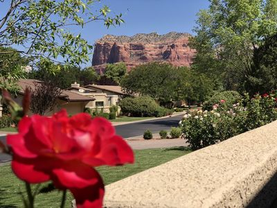 Photo for Beautiful Red Rock views in Canyon Mesa golf and Country Club