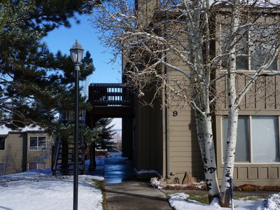 Photo for Cozy Spacious Lift Side Condo In Park City Mountain Resort's Canyons Village