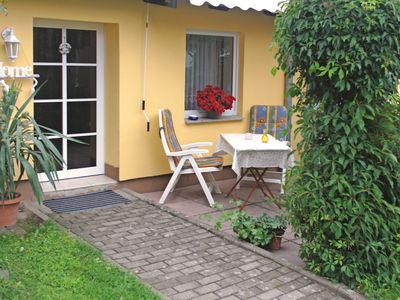 Photo for Small holiday home with private terrace in Dankerode in the beautiful Harz