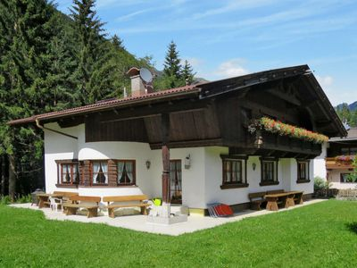 Photo for One bedroom Apartment, sleeps 6 in Niederthai with WiFi