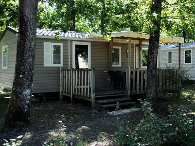 Photo for Camping Palace **** - Mobile Home 4 Rooms 6 People