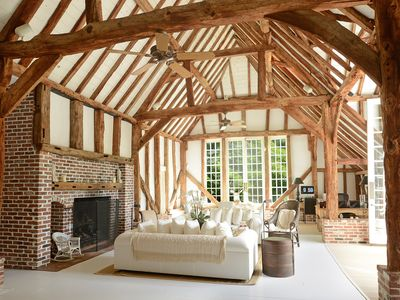 Photo for Stunning Barn conversion in the heart of the Hamptons