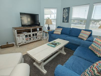 Photo for SPC 9212 - Beautiful Upstairs 2 BR in Beachwalk area of Sandpiper Cove