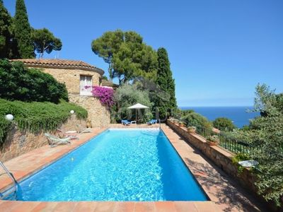 Photo for Fornells de la Selva Villa, Sleeps 6 with Pool and Air Con