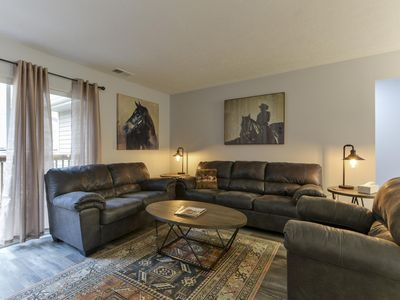 Photo for DownHome Digs - JUST REMODELED!! - Pool - Location! - Spring and summer rates!