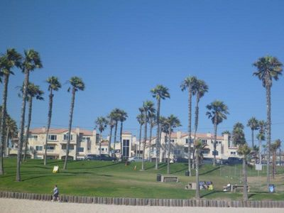 Photo for HUNTINGTON BEACH OCEANFRONT CONDO STEPS FROM THE BEACH