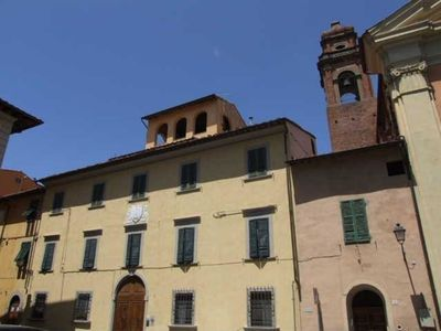 Photo for Nice apartment for 4 guests with WIFI, TV, pets allowed and parking, close to Viareggio