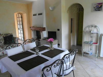Photo for Very high quality refurbished holiday home, away from mass tourism, rest, romance
