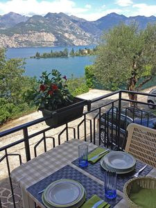 Photo for Completely renovated in winter 2017, large and lake view. Val di Sogno.