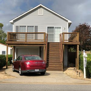 Photo for Why Knot-3BD,2BA- 3 minute walk to the Beach!Reserve a slice of heaven!