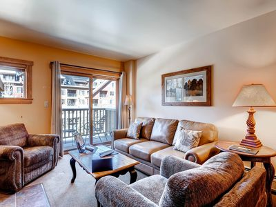 Photo for Large 2Br Condo @ Red Hawk 2272~Walk to slopes~Kids Ski Free