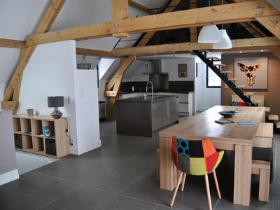 Photo for Gorgeous cottage in Gèdre - 5 rooms for 14 people