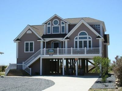 Photo for Panoramic Ocean Views from this Quality Custom Home!