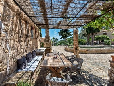 Photo for Finca Especial - Beautiful and private villa with fantastic mountain views!