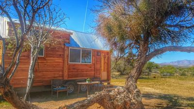 Photo for 1BR Cottage Vacation Rental in Sandy Valley, Nevada